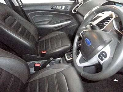 2013 ford ecosport 1.5 ecoboost trend automatic Johannesburg - image 4