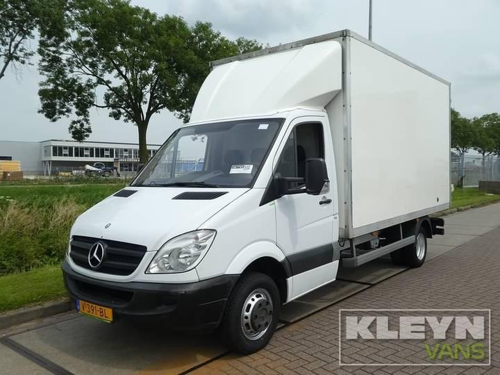 Mercedes-Benz SPRINTER 513 CDI dubbellucht twintyre - 2011
