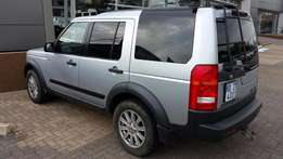 2007 Land Rover Discovery 3 TDV6 HSE Auto