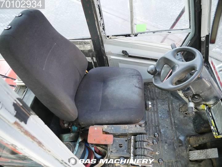 Linde H160-1200 Side shift - good tyres - 1993 - image 13