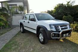 2009 Isuzu KB250LE D-TEQ double cab - Immaculate condition.