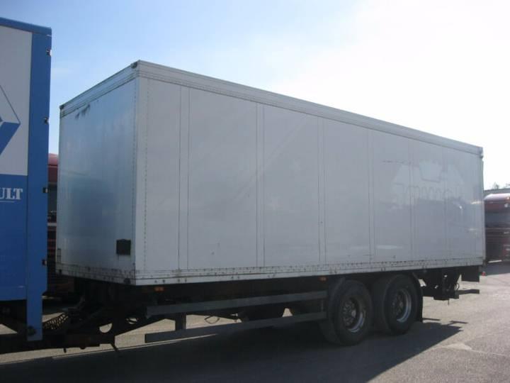 Schmitz Cargobull ZKO 18 / LBW - 1997