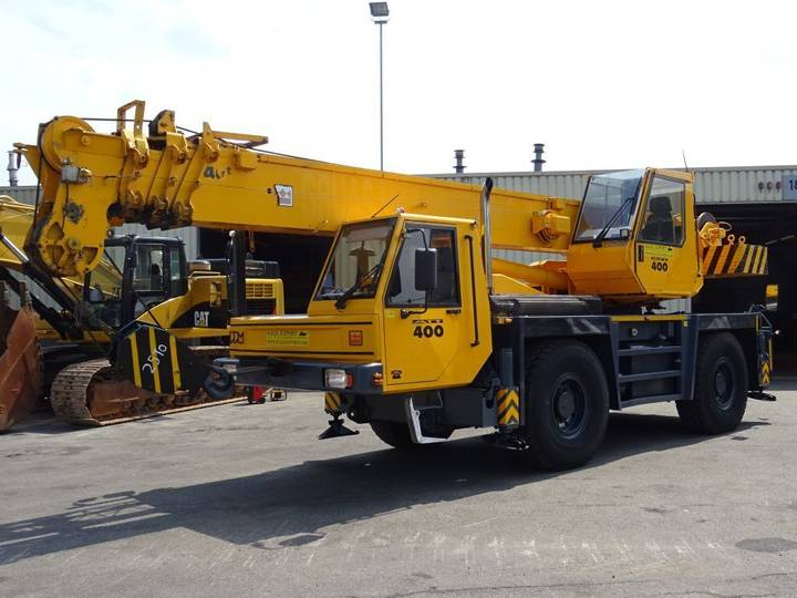 PPM ATT 400 Crane 4x4x4 Good Condition - 1998