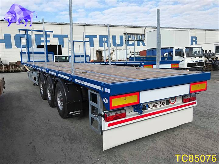 Hoet Trailers  Flatbed