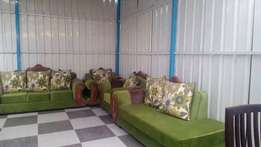 Elegant High quality Fabric Sofas