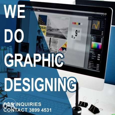 Graphic Designing for All your needs