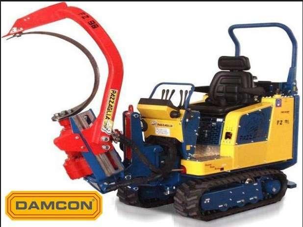 Damcon  FZ 80 HSD   Kluitenrooier - 2001