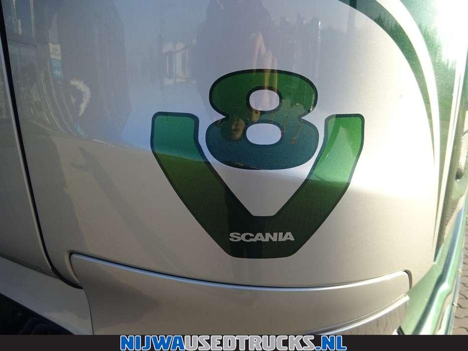 Scania R 520 Retarder + Hydrauliek - 2014 - image 5