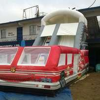 Best quality bouncing castles for hire and sale