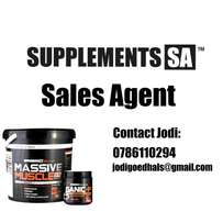 Supps SA Sales Agent