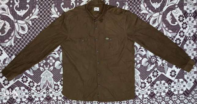 Original*LACOSTE*Shirt*Made in FRANCE*Australian Importing