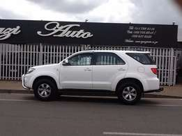 2006 Toyota Fortuner 4.0 V6 Automatic 4x4 - In Excellent Condition - F