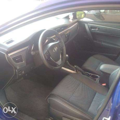 Foreign Used Toyota Corolla 2016 Model Wuse 2 - image 6