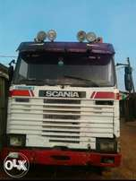 Direct owner selling Scania truck for give away price