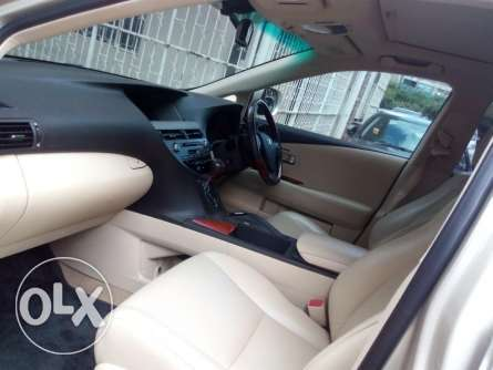 Lexus RX 450 Hybrid - 4 Wheel Drive; Sunroof Parklands - image 5