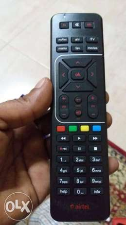 Satellite receiver Indian dth airtel full hd 3month recharge available الحيل -  3