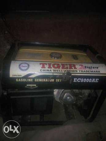 Big tiger generator for sale in good condition Osogbo - image 1