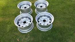 Wanted: Widened Steelies 4/100 PCD