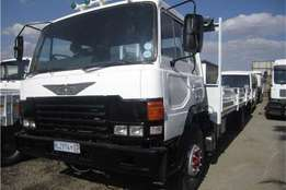 Toyota Hino 41-290 D/Side Truck