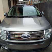 Clean Ford Edge 2008 Limited SEL With 49K MILEAGE