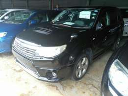 Subaru Forester turbo charge wt Sunroof 2010 model KCP number. Loaded