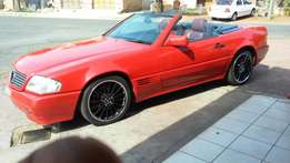 Mercedes Benz SL 320 OR to swop for truck