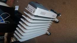 Goldair 9 fin oil heater for sale