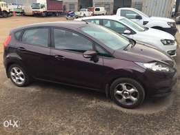 Ford Fiesta 2010, ready to sell.