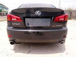 2006 AWD LEXUS IS 250 Automatic buy and drive condition duty paid