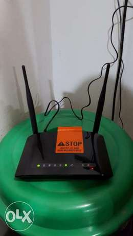 D Link Fixed router