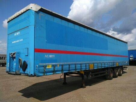 Schmitz Cargobull Tautliner Scs 24-l-13.62 Edb - 2013