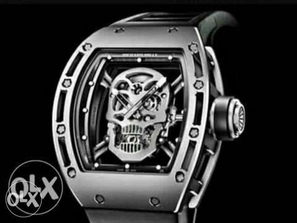 Black Richard mille