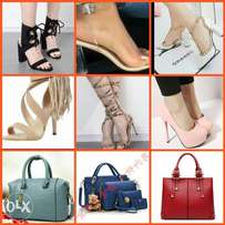 Ladies shoe n bag
