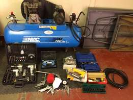 Pneumatic Tools (Air Tools) For Sale