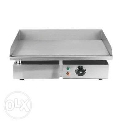 Electric Flat Grill