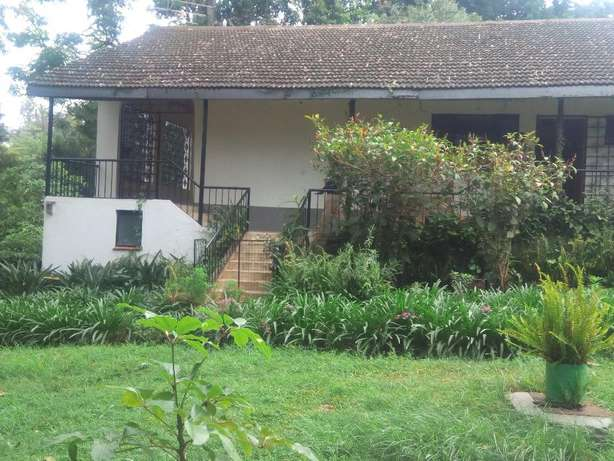 4 bedrooms bungalow to let in new muthaiga. Westlands - image 1