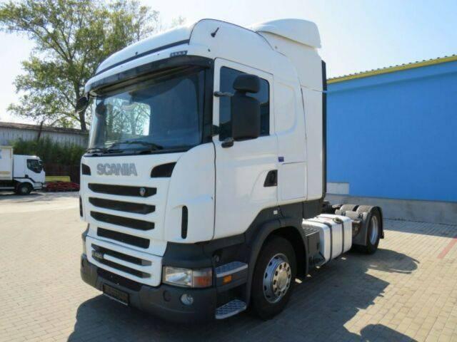 Scania R 420, EEV, RETARDER , Manual , AdBlu - 2011