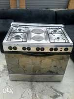 Stove electric & gad