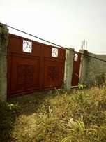 Gated 3Plots of Land at Goodnews Estate For Sell