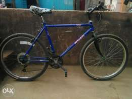 Ex UK pegusus shimano bicycle