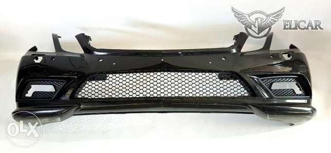 Mercedes Bumper front for E-Coupé W207 , AMG-Styling,Model 2011