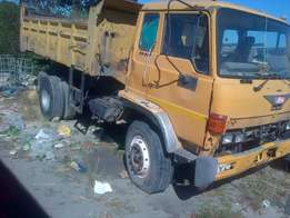 toyota hino 407 enjin and 9 speed fuller gearbox
