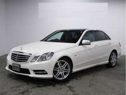 Latest design MERCEDES BENZ E250 CGI Panoramic Glass Roof Edition 2010