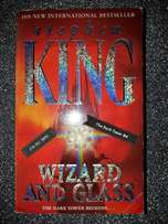 Wizard And Glass - Stephen King - The Dark Tower #4.