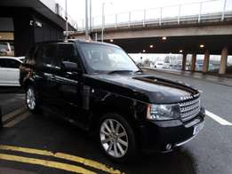 2010 Range Rover Vogue 5.0 Supercharged Autobiography Petrol*Exotic *