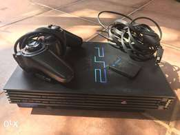 Playstation 2 with 1 Console, 1 Memory Card and 11 Games
