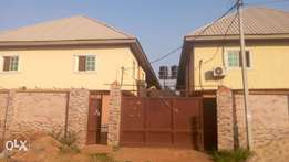 Two state of the art buildings with four 3bed flats each