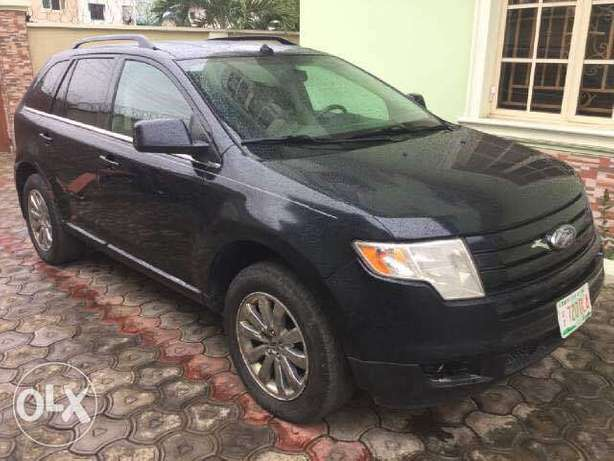 Super Clean Ford Edge Surulere - image 5