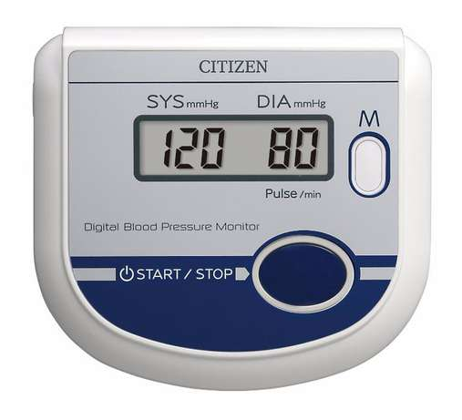 Citizen Ch-452 Arm Digital Blood Pressure Monitor Mombasa Island - image 1
