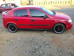 Opel astra 1.8 16v for sale